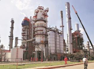 Reliance Jamnagar Refinery