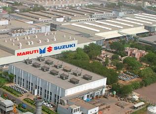 Maruti Udyog, Gurgaon